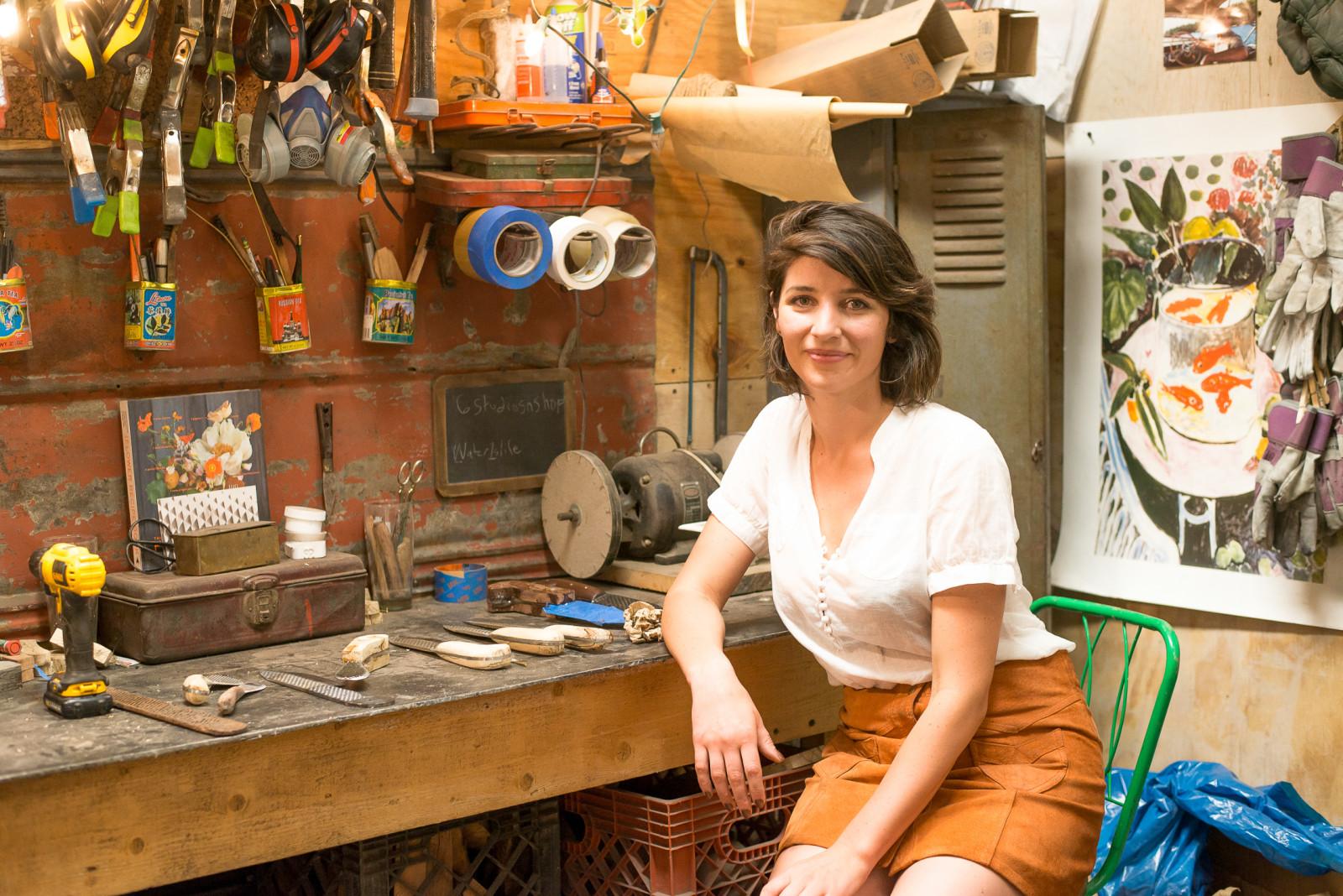 Image result for Chelsea Miller knives