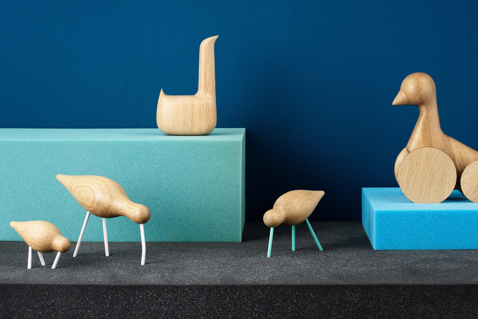 (EN) The Swan for Normann Copenhagen