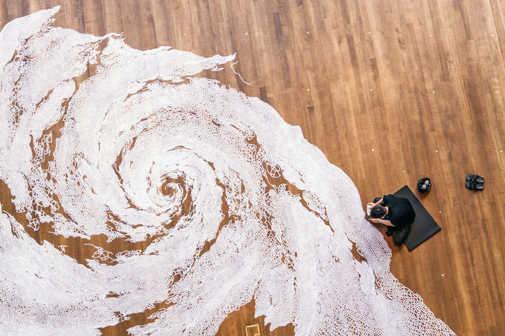 Saltworks: Motoi Yamamoto's Magical Art out of Salt