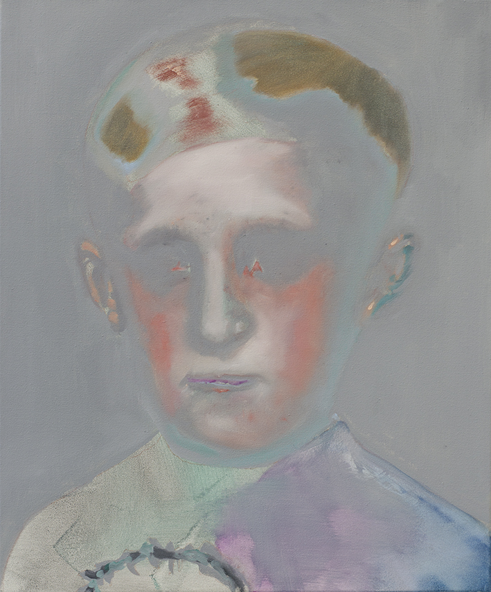 Padre (2014). Oil on canvas. 50 x 60 cm.