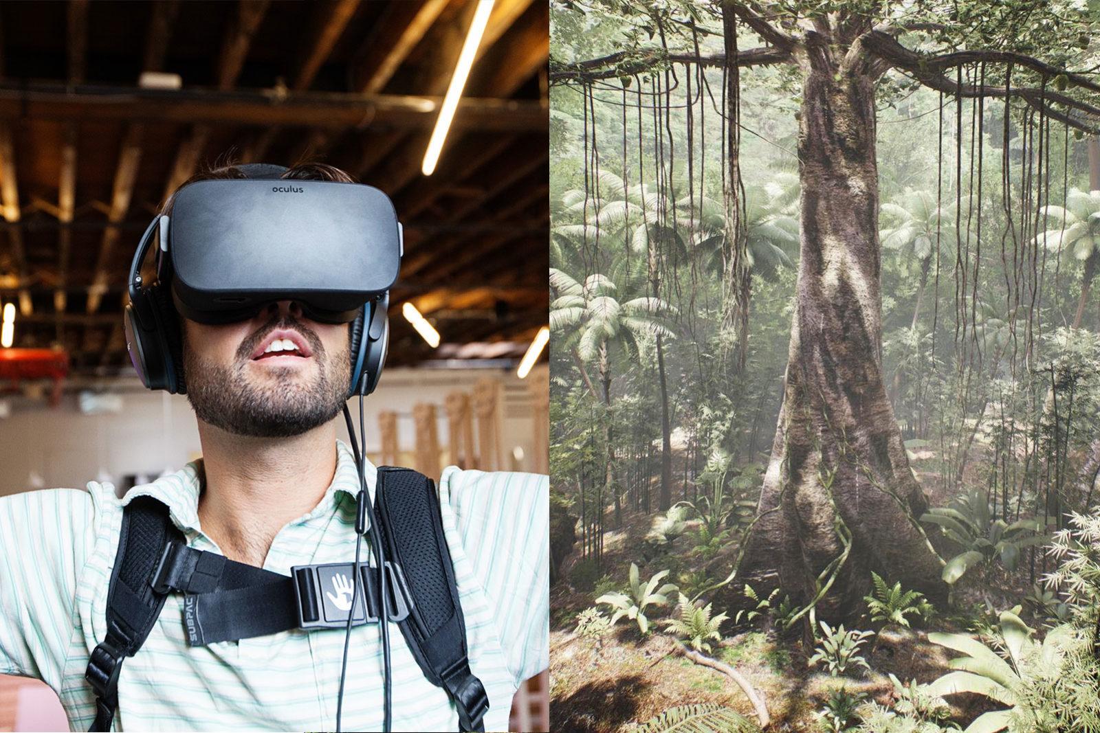 Nicht nur sehen, sondern auch fühlen: New Reality Co. entwerfen ...