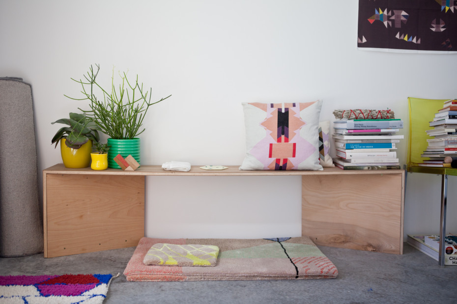 Freunde Von Freunden A Study In Minimalism And Light With Austin Based Artist Alyson Fox