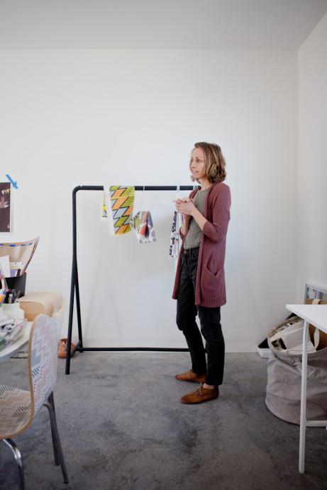 Freunde von Freunden — Alyson Fox — Artist & Designer, Apartment & Studio, Austin, Texas — http://www.freundevonfreunden.com/interviews/alyson-fox/