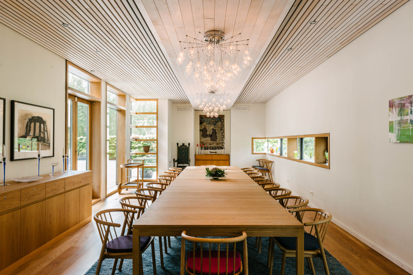 A seat at the Norwegian table: Celebrating the distinctive
