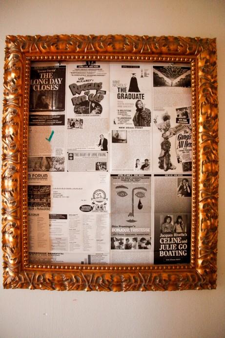 Freunde von Freunden — Ambre Kelly & Andrew Gori — Entrepreneurs, Artists, Apartment & Studio, New York, Nolita — http://www.freundevonfreunden.com/interviews/ambre-kelly-andrew-gori/