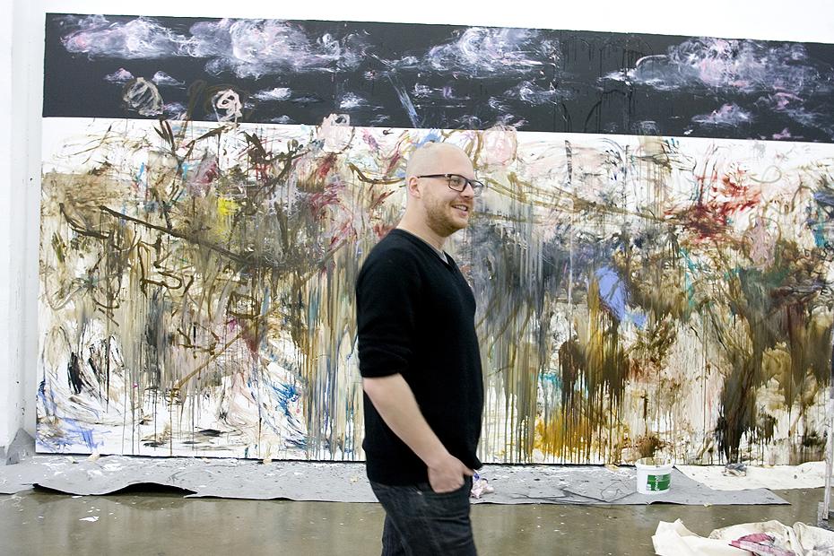 Freunde von Freunden — Andreas Golder — Artist, Studio, Berlin-Weissensee — http://www.freundevonfreunden.com/interviews/andreas-golder/