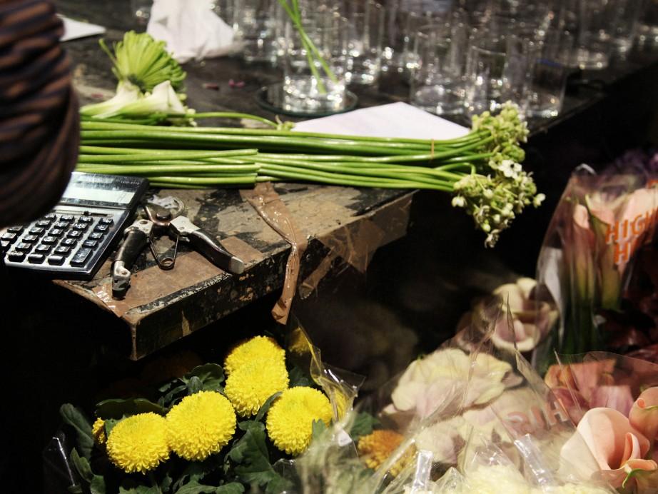 Freunde von Freunden — Annett Kuhlmann — Florist and Photographer, Apartment & Shop, Prenzlauer Berg and Mitte, Berlin — http://www.freundevonfreunden.com/de/interviews/annett-kuhlmann/