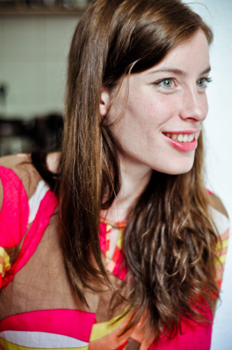 Freunde von Freunden — Antje Taiga — Fotografin, Schauspielerin und Model, Berlin-Prenzlauer Berg — http://www.freundevonfreunden.com/interviews/antje-taiga/