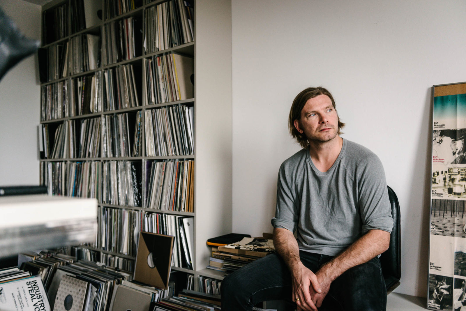Any Given Sunday: Berghain Resident DJ Marcel Dettmann on life beyond the decks