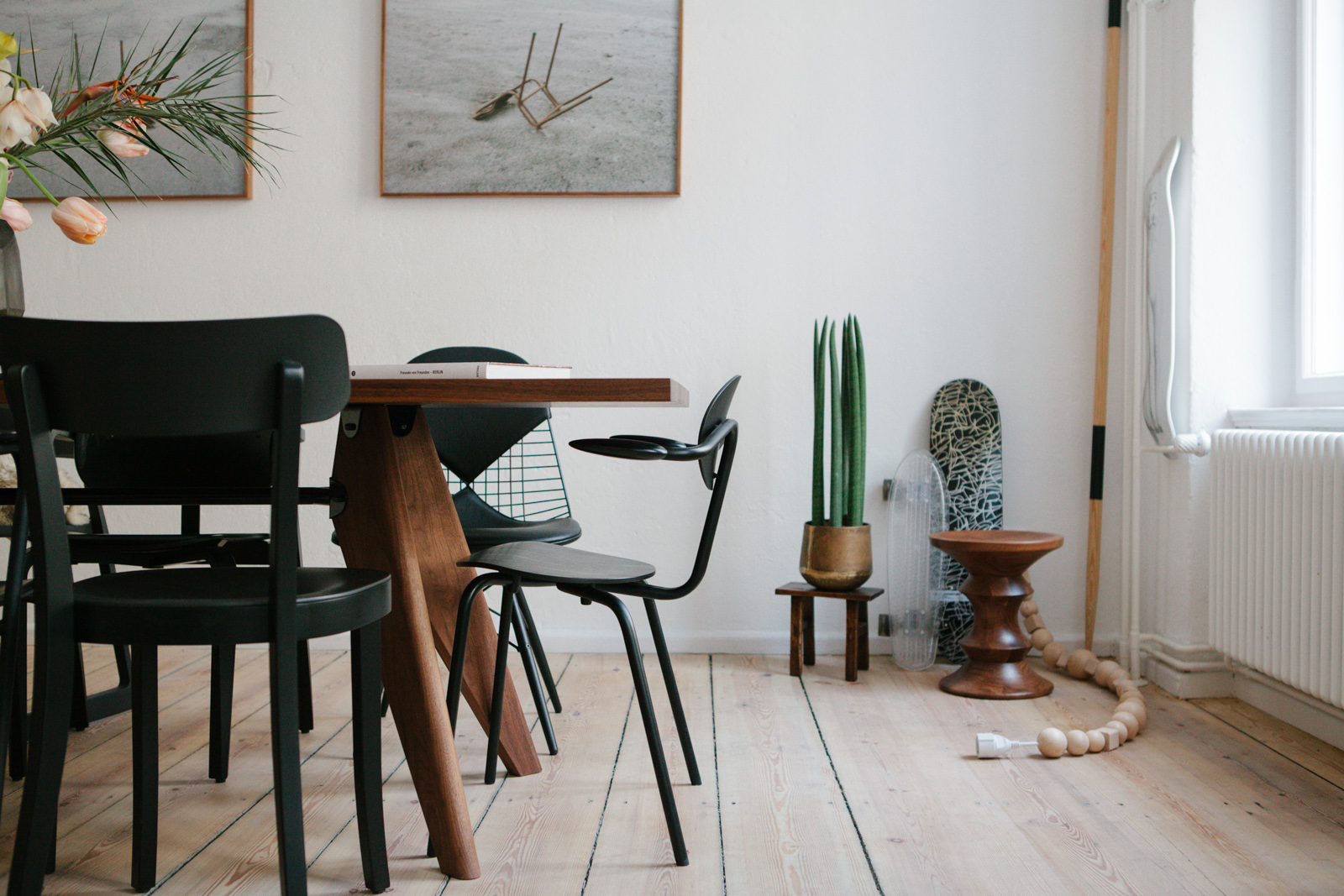 Vitra Berlin the fvf apartment by vitra visions of living freunde