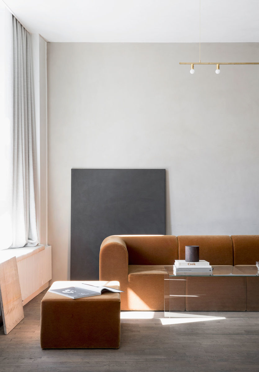 Interior for Kinfolk Magazines new head office and gallery in Copenhagen