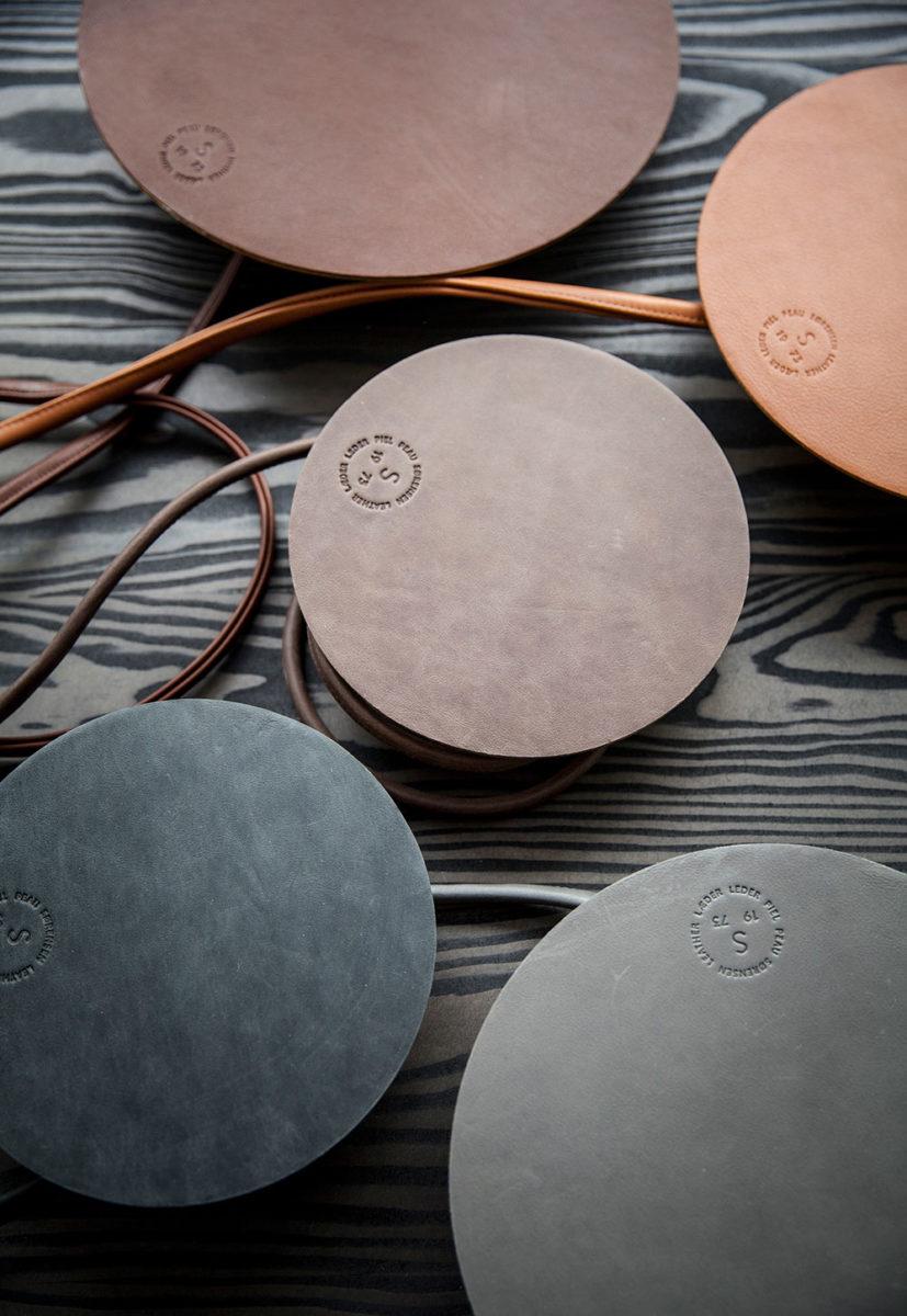 Drift Lamps for Sorensen Leather
