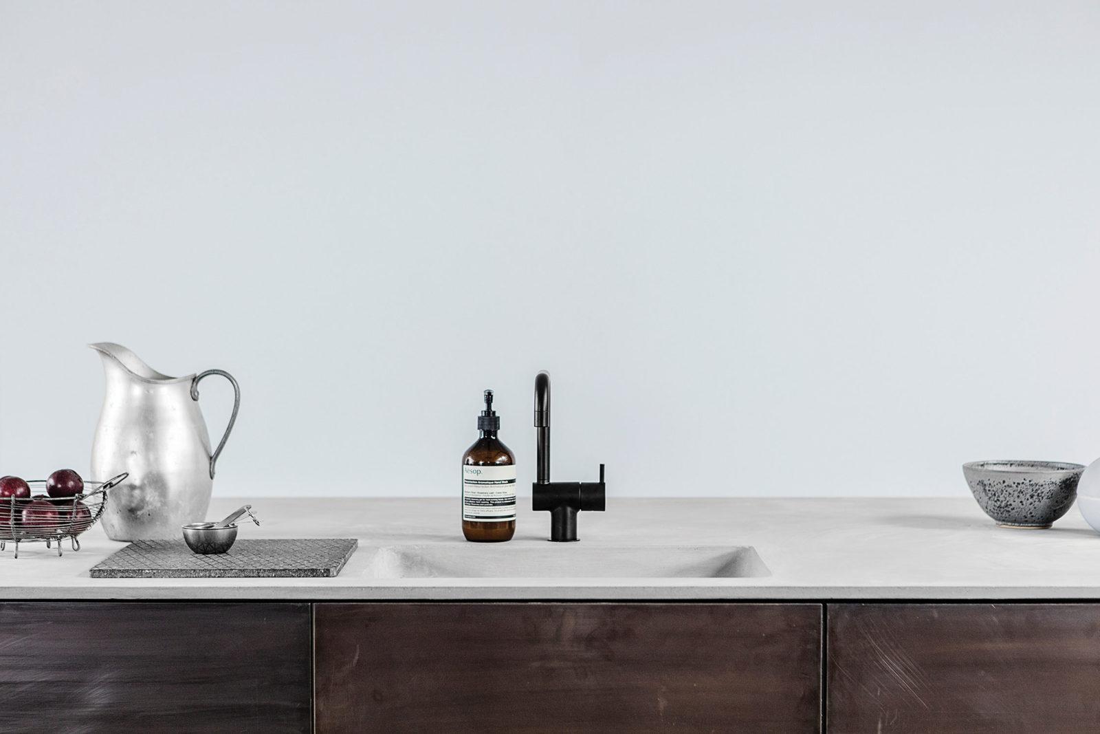 Kitchen design for Reform