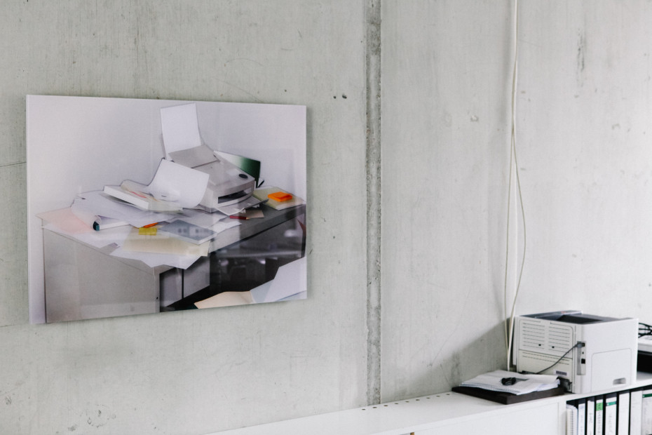 Freunde von Freunden — Arno Brandlhuber — Architect, Apartment & Office, Mitte, Berlin — http://www.freundevonfreunden.com/de/interviews/arno-brandlhuber/