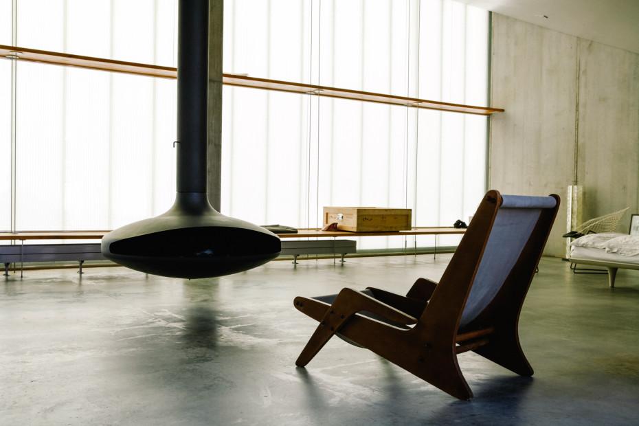 Freunde von Freunden — Arno Brandlhuber — Architect, Apartment & Office, Mitte, Berlin — http://www.freundevonfreunden.com/interviews/arno-brandlhuber/