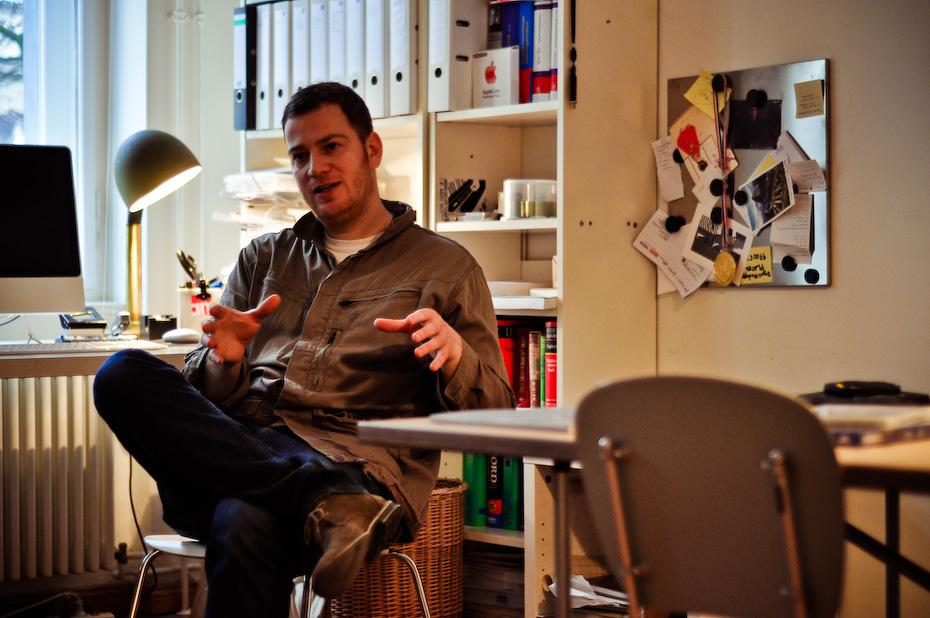 Freunde von Freunden — Arun Markus — Gründer der Kreativagentur UNDPLUS, Apartment, Berlin-Prenzlauer Berg —