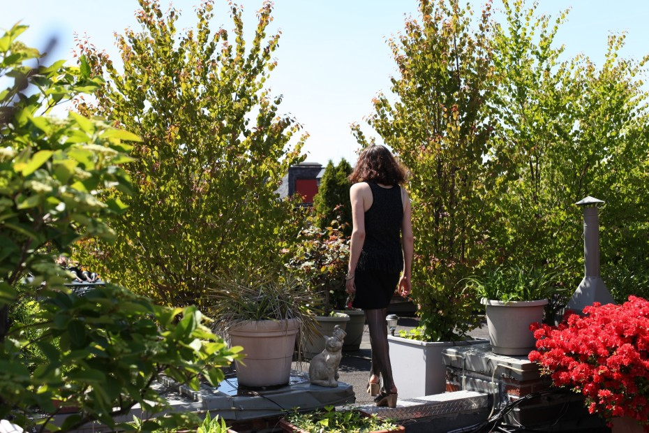 Freunde von Freunden — Aviva Rowley — Artists & Florist, Apartment, West Village, Manhattan, New York — http://www.freundevonfreunden.com/interviews/aviva-rowley/
