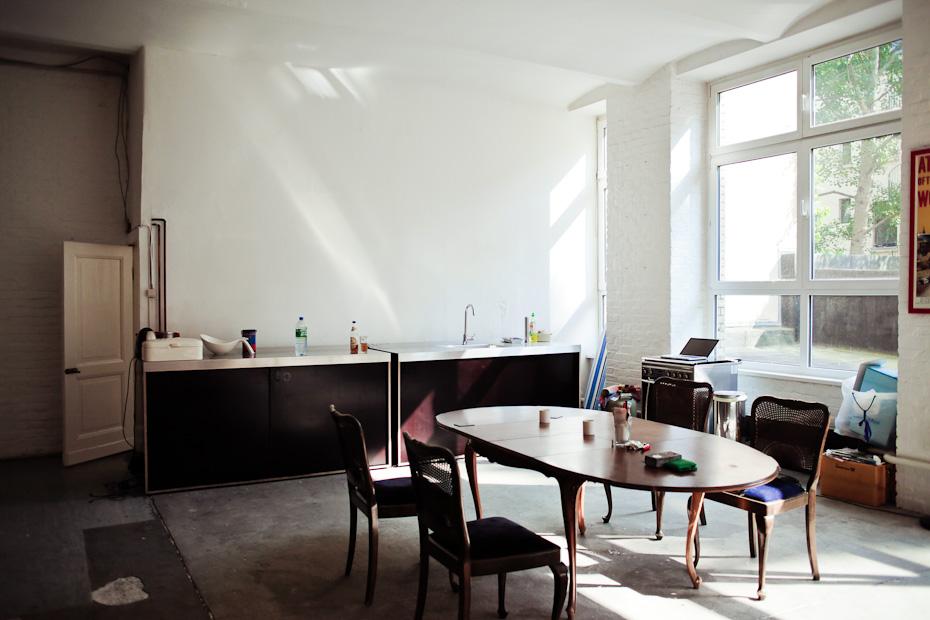 Freunde von Freunden — Axel van Exel — Architekt und Designer, Loft, Berlin-Neukölln — http://www.freundevonfreunden.com/de/interviews/axel-van-exel/