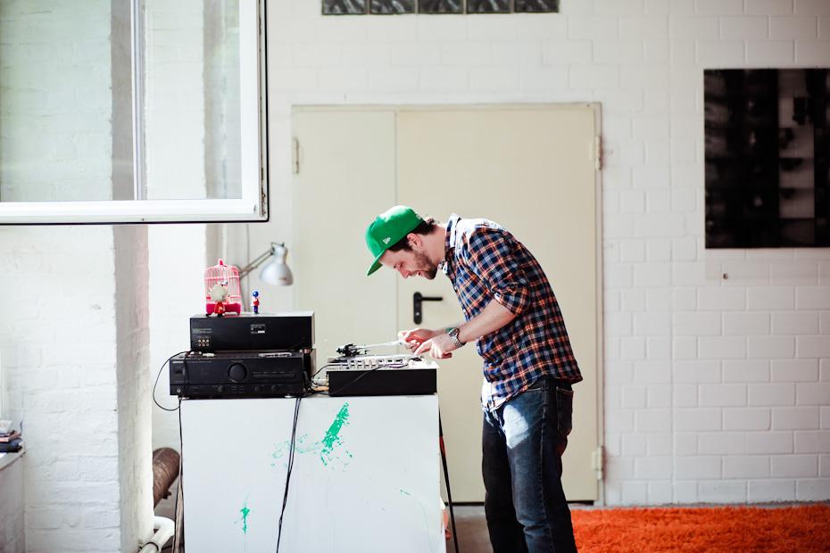 Freunde von Freunden — Axel van Exel — Architekt und Designer, Loft, Berlin-Neukölln — http://www.freundevonfreunden.com/interviews/axel-van-exel/