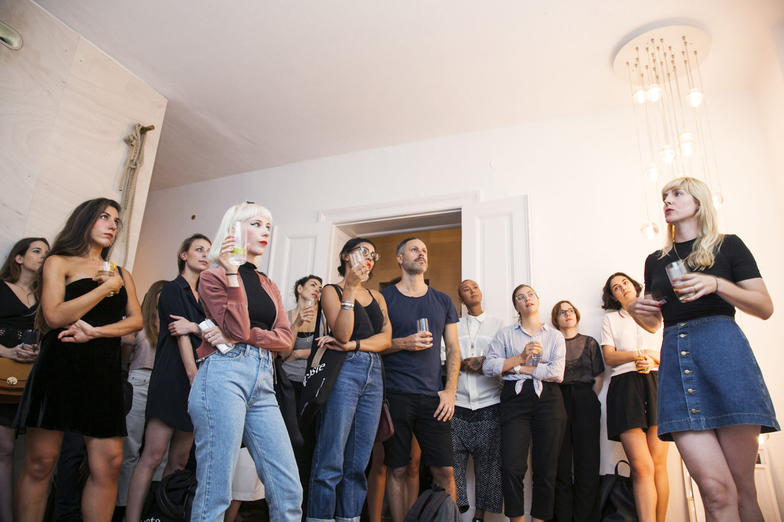 Riposte 6th Issue Magazine Launch at the FvF Apartment