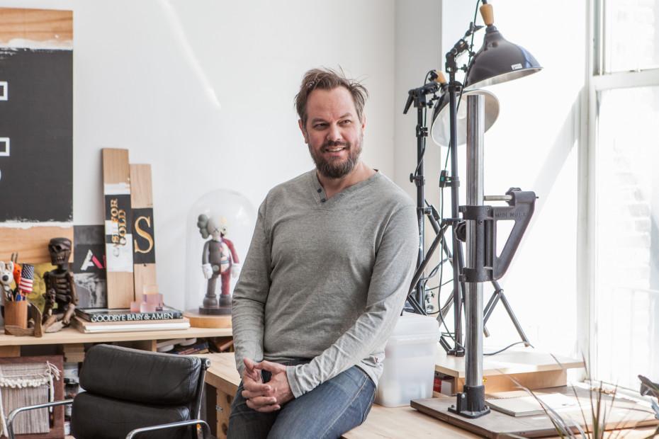 Freunde von Freunden — Bill McMullen & Yuki Iwashiro — Artist & Art Director, Apartment, Soho, New York — http://www.freundevonfreunden.com/interviews/bill-mcmullen-yuki-iwashiro/