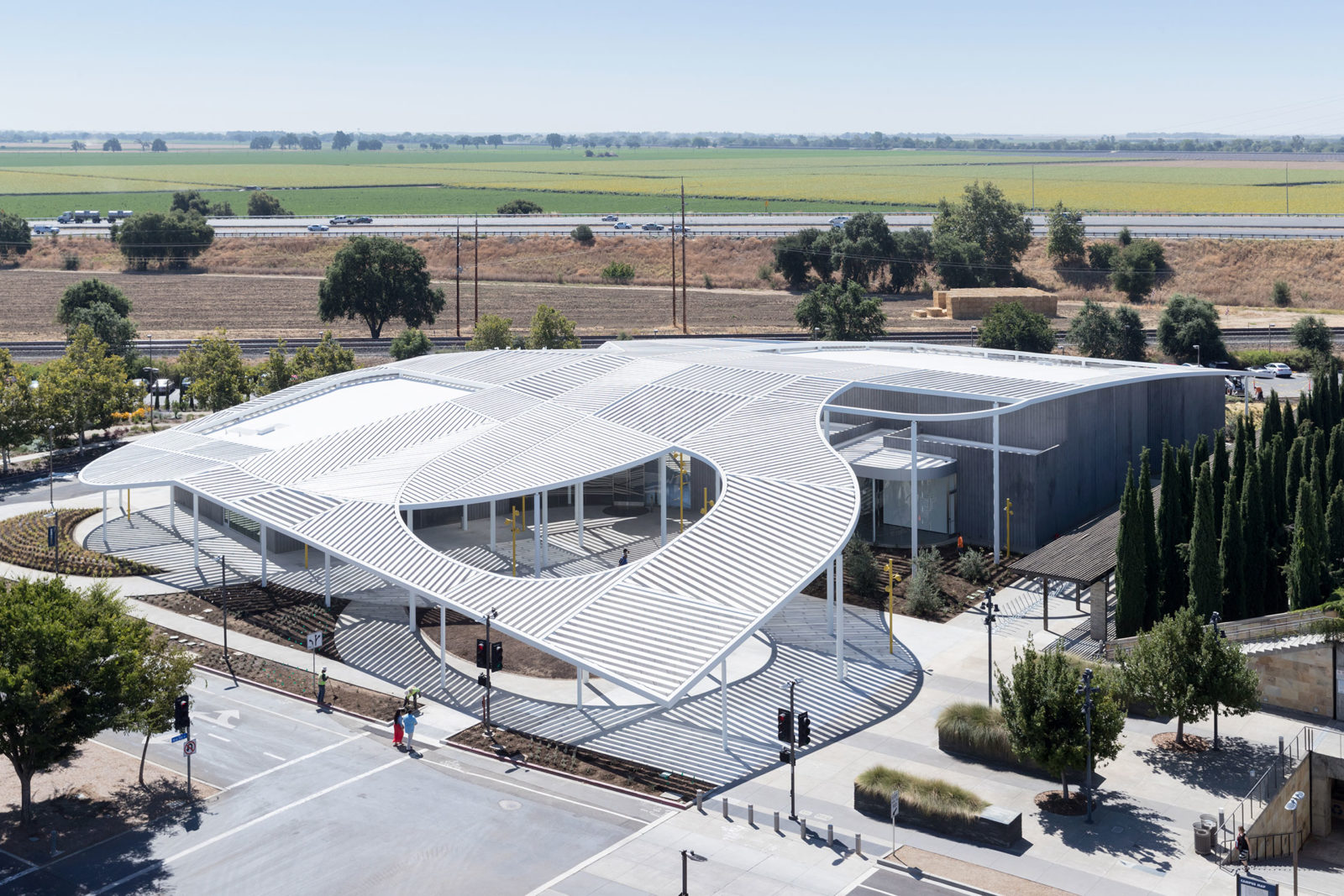 (EN) Jan Shrem and Maria Manetti Shrem Museum of Art, Davis, USA, 2016