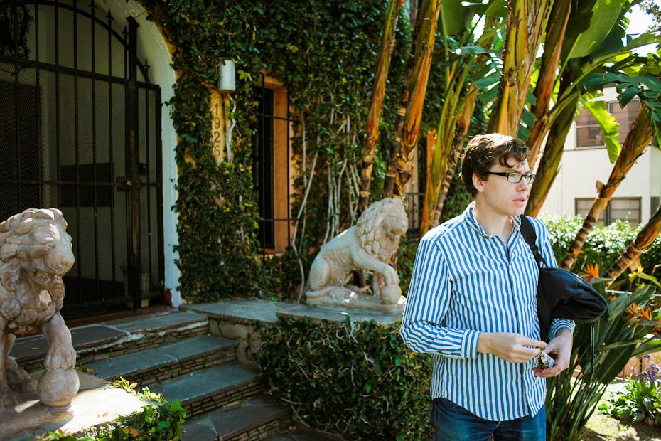 Freunde von Freunden — Brett Cody Rogers — Artist, House & Studio, Los Feliz, Los Angeles —