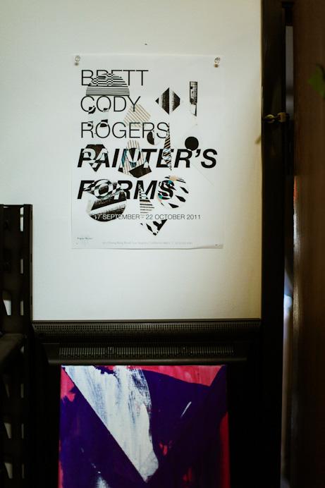 Freunde von Freunden — Brett Cody Rogers — Artist, House & Studio, Los Feliz, Los Angeles — http://www.freundevonfreunden.com/interviews/brett-cody-rogers/