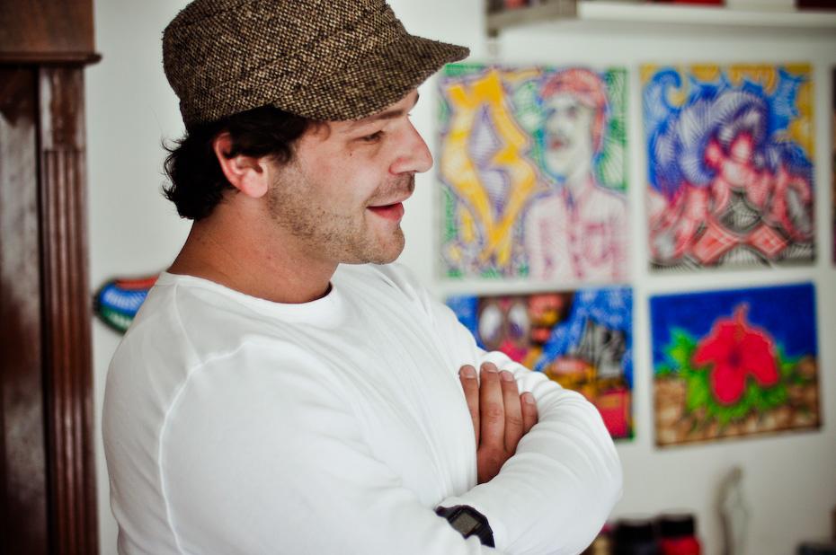 Freunde von Freunden — Bruno Kolberg — Illustrator und Kreativdirektor bei Kazik, Berlin-Schöneberg — http://www.freundevonfreunden.com/de/interviews/bruno-kolberg/