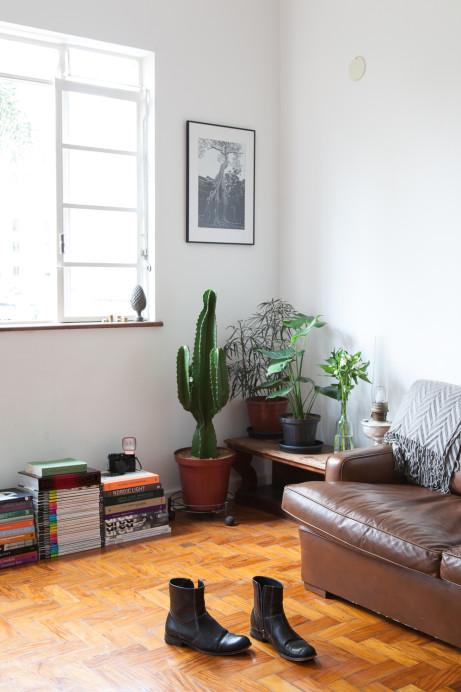 Freunde von Freunden — Bruno Simões — Architect, Apartment, São Paulo, Brazil —