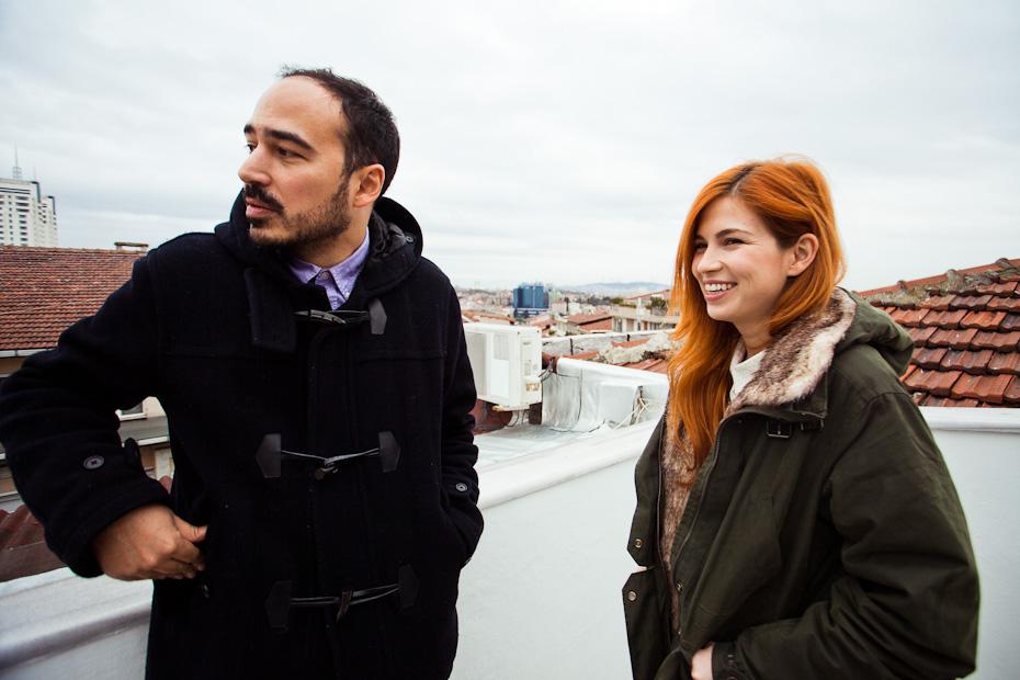 Freunde von Freunden — Can & Aslı Altay — Artist & Book Designer, Apt. and Studio, Istanbul Cihangir & Galata — http://www.freundevonfreunden.com/interviews/can-asli-altay/