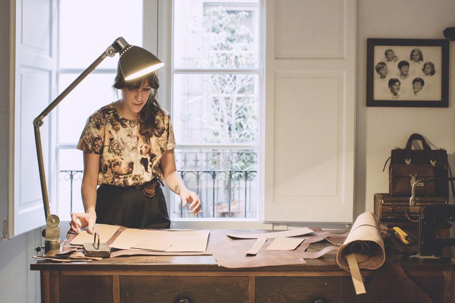 Freunde von Freunden — Carolina Iriarte — Fashion Designer, Studio and Store, Barri Gòtic & El Born, Barcelona — http://www.freundevonfreunden.com/workplaces/carolina-iriarte/