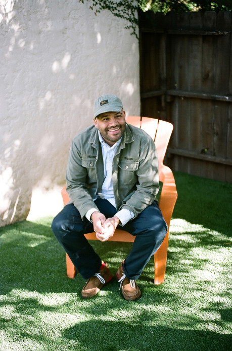 Freunde von Freunden — Chris Gibbs — Shop Owner, Apartment & Store, Cheviot Hills & LaBrea, Los Angeles — http://www.freundevonfreunden.com/interviews/chris-gibbs/