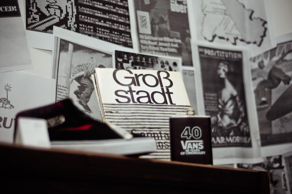 Freunde von Freunden — Civilist — Andreas Hesse und Alex Flach, Storebesitzer, Store, Berlin-Mitte — http://www.freundevonfreunden.com/interviews/civilist/