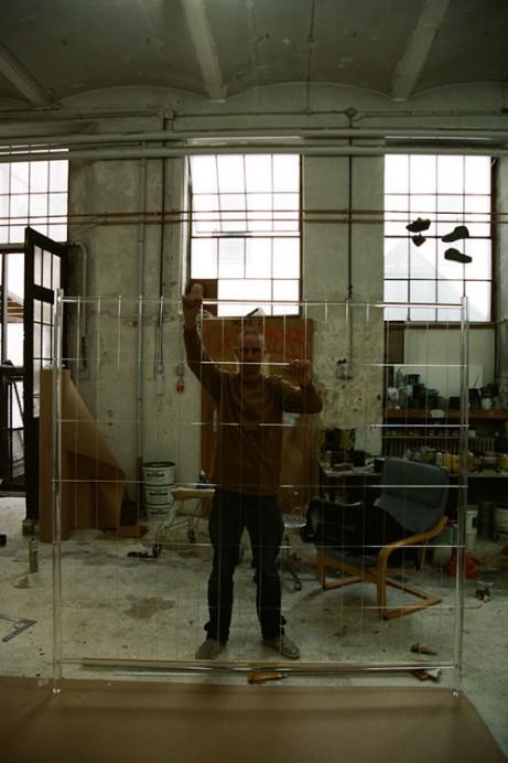 Freunde von Freunden — Clemens Wolf — Artist, Studio, Vienna Rudolfsheim-Fünfhaus — http://www.freundevonfreunden.com/workplaces/clemens-wolf/