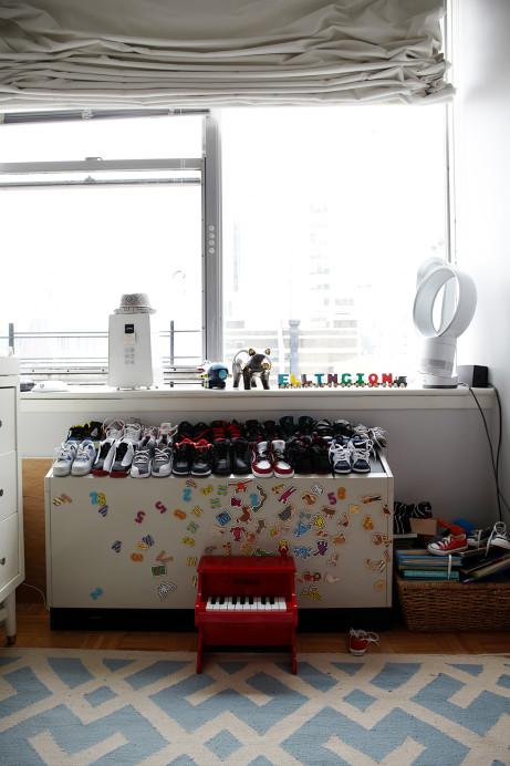 Freunde von Freunden — Coltrane Curtis — Entrepreneur, Apartment, TriBeCa, New York   — http://www.freundevonfreunden.com/interviews/coltrane-curtis/