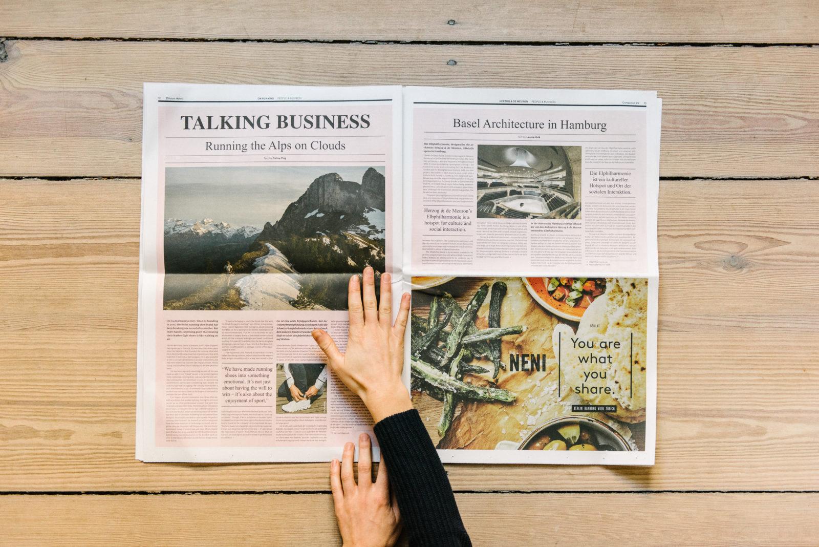 Talking Business  with the Elbphilarmonie