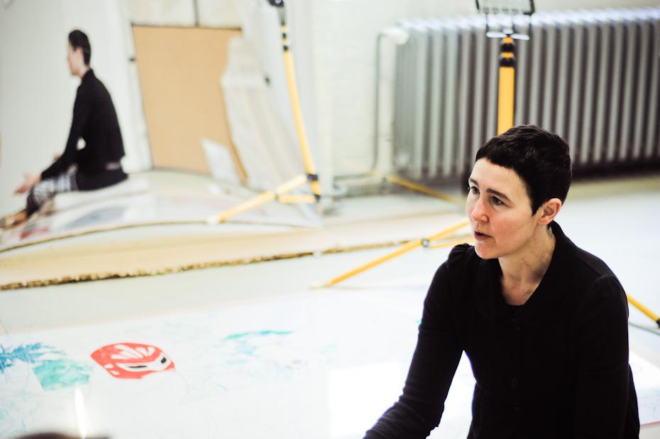 Freunde von Freunden — Cornelia Renz — Künstlerin, Atelier, Berlin-Neukölln —