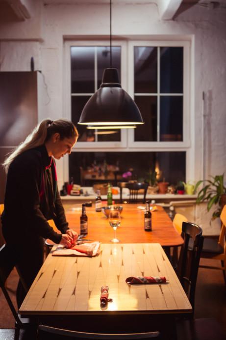 Freunde von Freunden — Cory Andreen — Coffee professional, Apartment, Neukölln, Berlin — http://www.freundevonfreunden.com/interviews/cory-andreen/