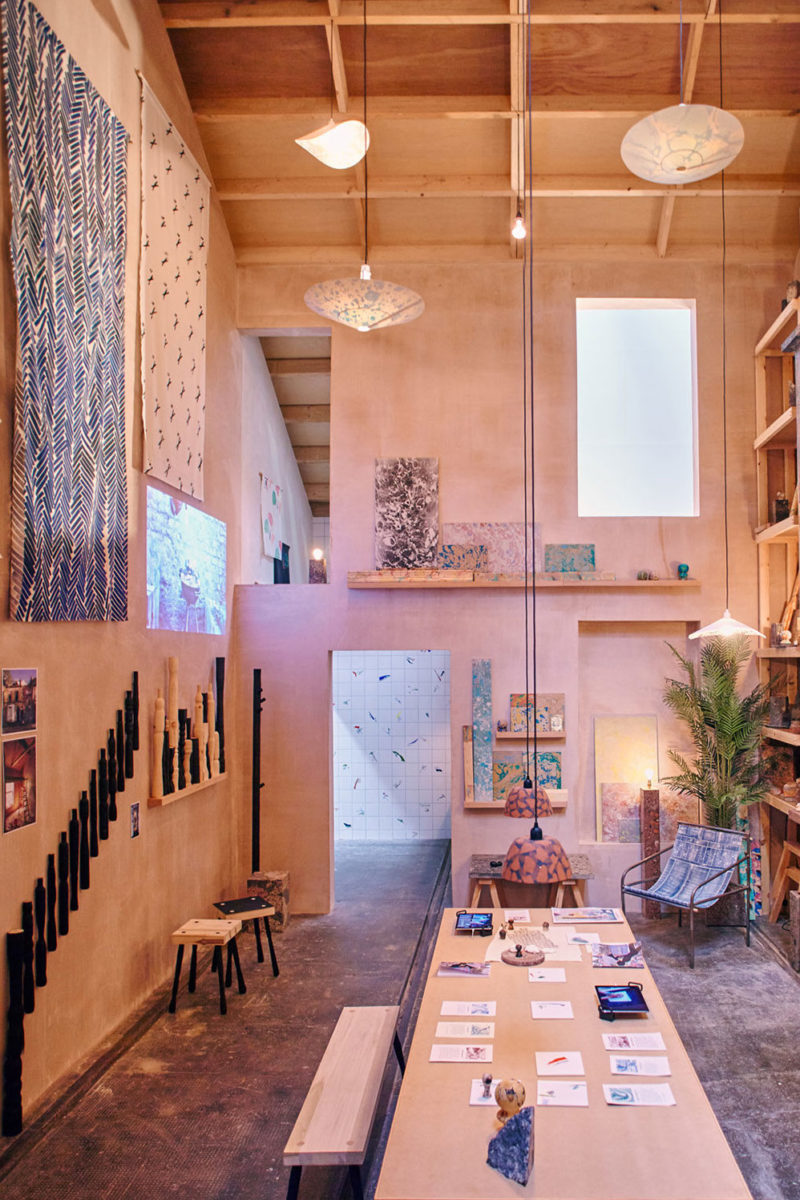 (EN) Turner Prize Exhibition, 2015: Assemble's contribution was a showroom to present Granby Workshop to a wider public.
