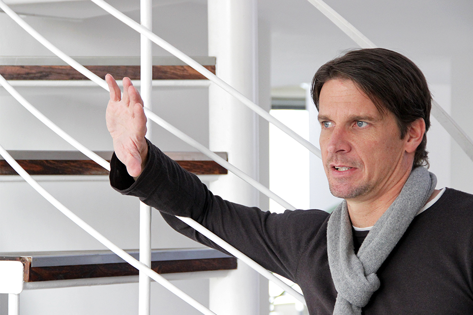 Freunde von Freunden — David Hilton — Car Designer, Home, Cologne — http://www.freundevonfreunden.com/interviews/david-hilton/