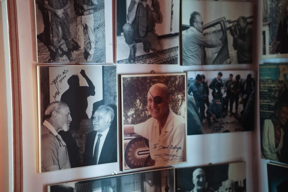 Freunde von Freunden — David Rubinger — Photographer, Apartment, West Jerusalem — http://www.freundevonfreunden.com/interviews/david-rubinger/