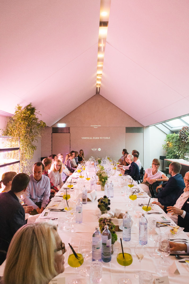 How are cities looking towards the future? A discursive dinner with ...