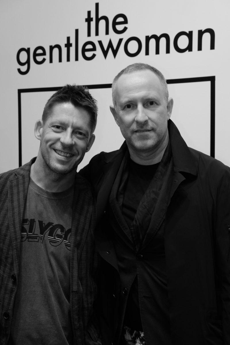 Gert Jonkers and Jop van Bennekom