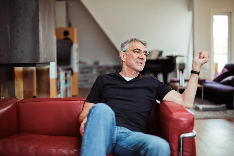 Freunde von Freunden — Dieter Burmester — Entrepreneur , Apartment & Manufactory, Schmargendorf & Schöneberg, Berlin —