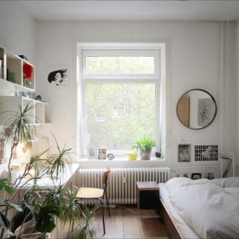 Dorothee halbrock freunde von freunden for Minimalist student room