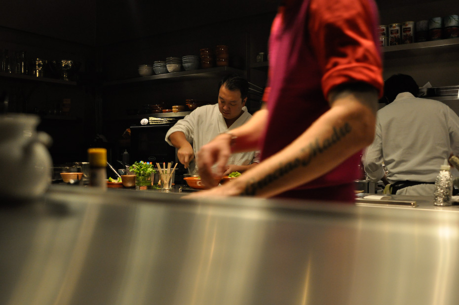 Freunde von Freunden — Duc Ngo — Koch und Gastronom, Berlin-Mitte — http://www.freundevonfreunden.com/interviews/duc-ngo/