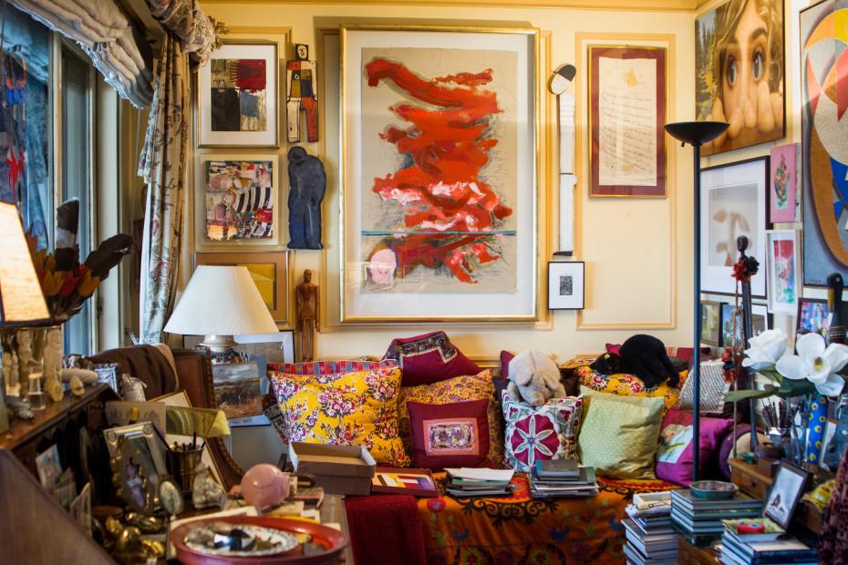 Freunde von Freunden — Dudu von Thielmann — Publisher & Art Collector, Apartment, Recoleta, Buenos Aires  — http://www.freundevonfreunden.com/interviews/dudu-von-thielmann/