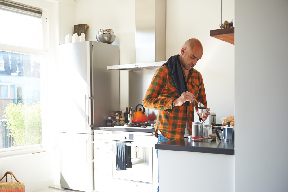 Freunde von Freunden — Dylan Griffith — Designer, Apartment, Amsterdam West, Amsterdam — http://www.freundevonfreunden.com/interviews/dylan-griffith/