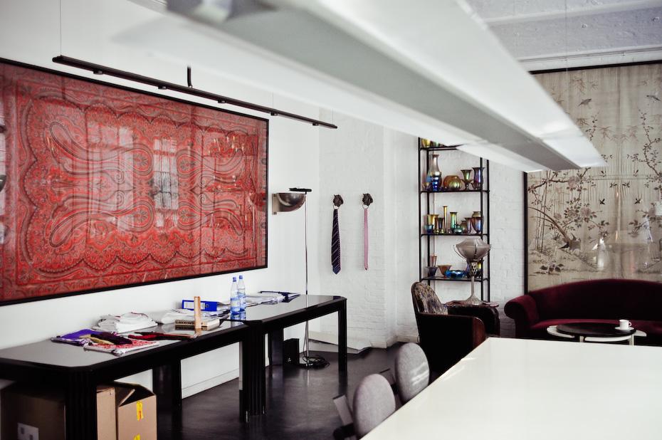 Freunde von Freunden — Edsor Kronen — Berliner Krawatten-Manufaktur, Berlin-Kreuzberg — http://www.freundevonfreunden.com/de/interviews/edsor-kronen/